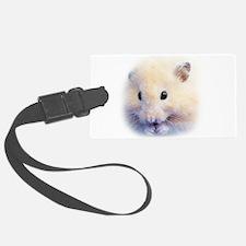 Syrian Hamster Luggage Tag