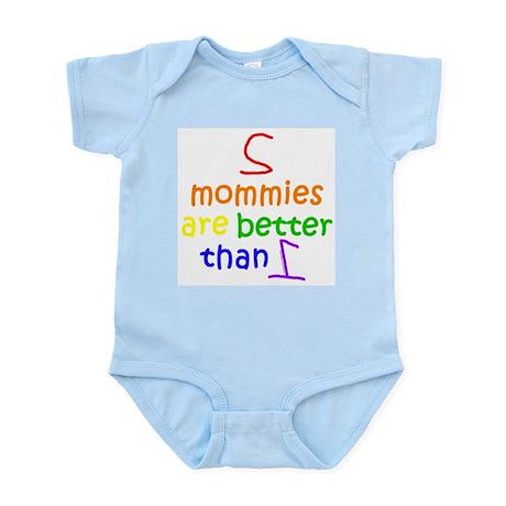 2 Mommies Infant Creeper