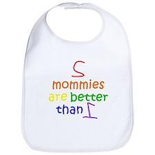 2 Mommies Bib