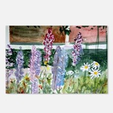 Wild Lupine Postcards (Package of 8)