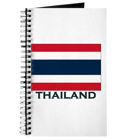 Thailand Flag Gear Journal