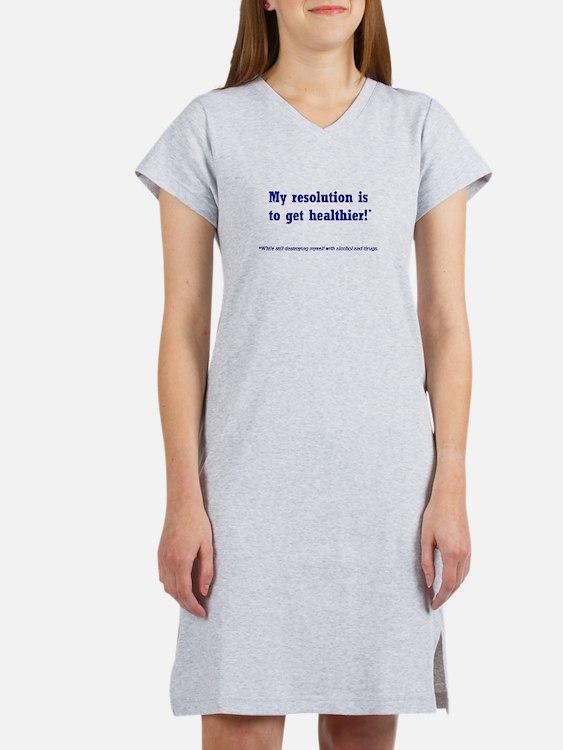 Resolution Women's Nightshirt