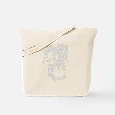 Tribal Dragon2 Tote Bag