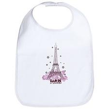 Eiffel Tower Bib