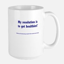 Resolution Large Mug