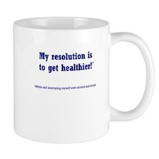 Resolution Mug