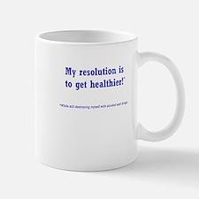 Resolution Small Mugs
