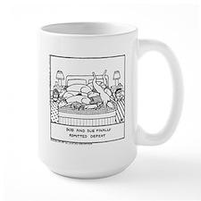 Finally Admitted Defeat - Mug