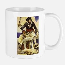 Blackbeard Pirate Mug