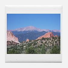 Tile Coaster - pikes peak/GoG
