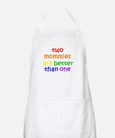 two mommies BBQ Apron