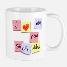I LOVE MY STICKIES Mug