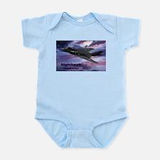 Stealth Fighter Infant Bodysuit