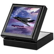 Stealth Fighter Keepsake Box