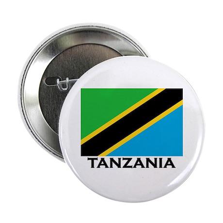 Tanzania Flag Stuff Button