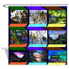 Fine Art Special Shower Curtain