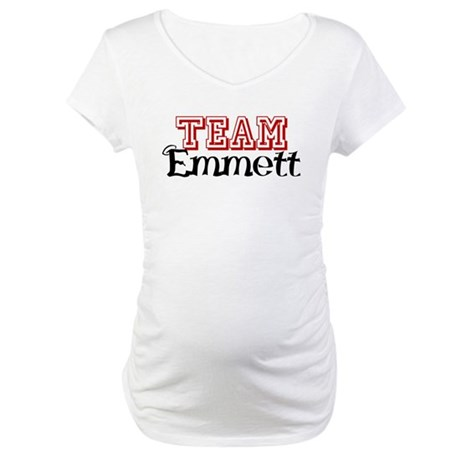 Team Emmett Maternity T-Shirt