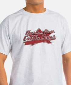 Baseball Cattle Dog T-Shirt