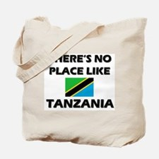 There Is No Place Like Tanzania Tote Bag
