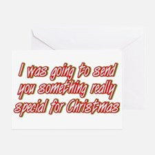 Funny Funny christmas Greeting Card
