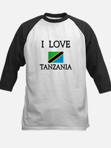 I Love Tanzania Tee