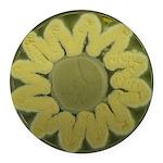 Sunflower Round Car Magnet