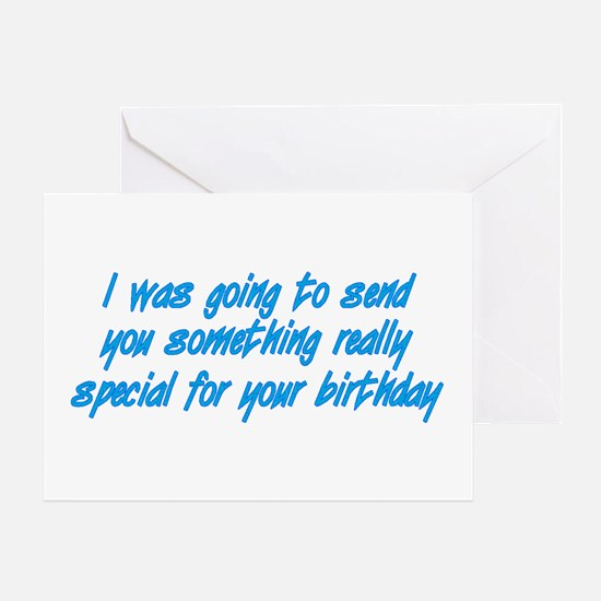 Unique Ass birthday Greeting Card