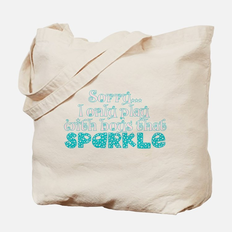 boysthatsparkle.png Tote Bag