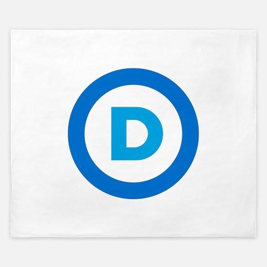 Democratic King Duvet