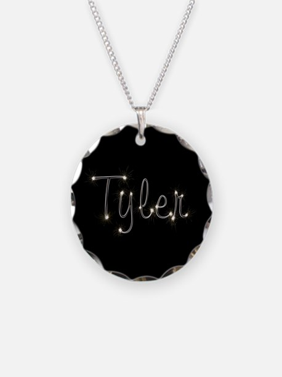 Tyler Spark Necklace