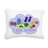 Germ Rectangle Canvas Pillows