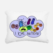 bacterialove.png Rectangular Canvas Pillow