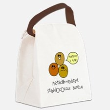 mrsa.png Canvas Lunch Bag