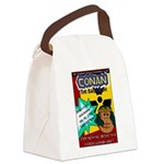 conan.png Canvas Lunch Bag