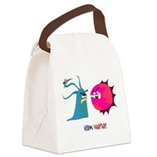 warfare.png Canvas Lunch Bag