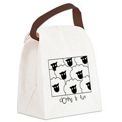 clone2.png Canvas Lunch Bag