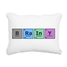 genius1.png Rectangular Canvas Pillow