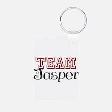 Team Jasper Keychains