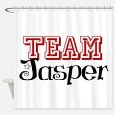 Team Jasper Shower Curtain