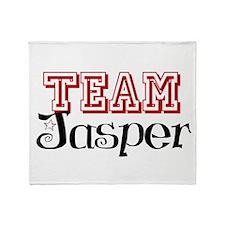 Team Jasper Throw Blanket