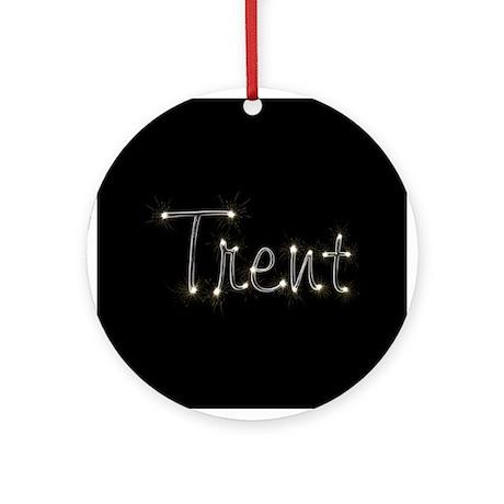 Trent Spark Ornament (Round)