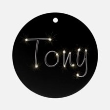 Tony Spark Ornament (Round)