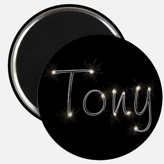Tony Spark Magnet