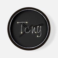Tony Spark Wall Clock