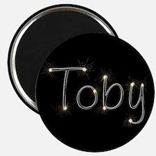 Toby Spark Magnet