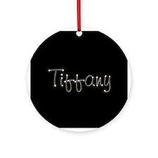 Tiffany Spark Ornament (Round)