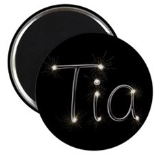 "Tia Spark 2.25"" Magnet (10 pack)"