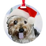 Lil Moe Round Ornament