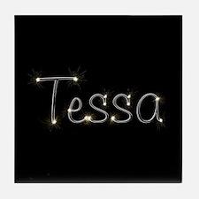 Tessa Spark Tile Coaster