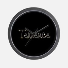 Terrence Spark Wall Clock